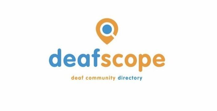 Deafscope logo